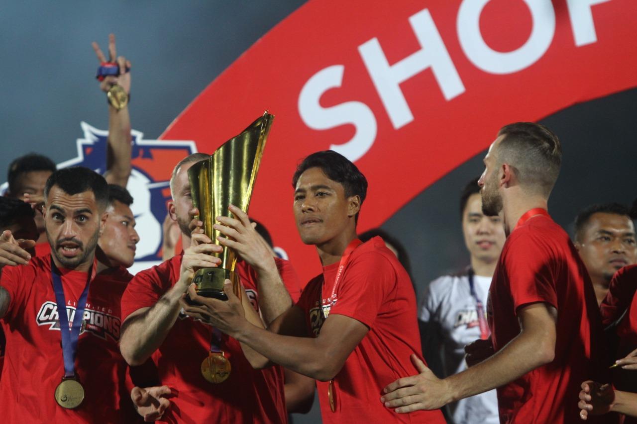 Asli Putra Bali, Andhika Wijaya Bangga Antarkan Timnya Sabet Juara