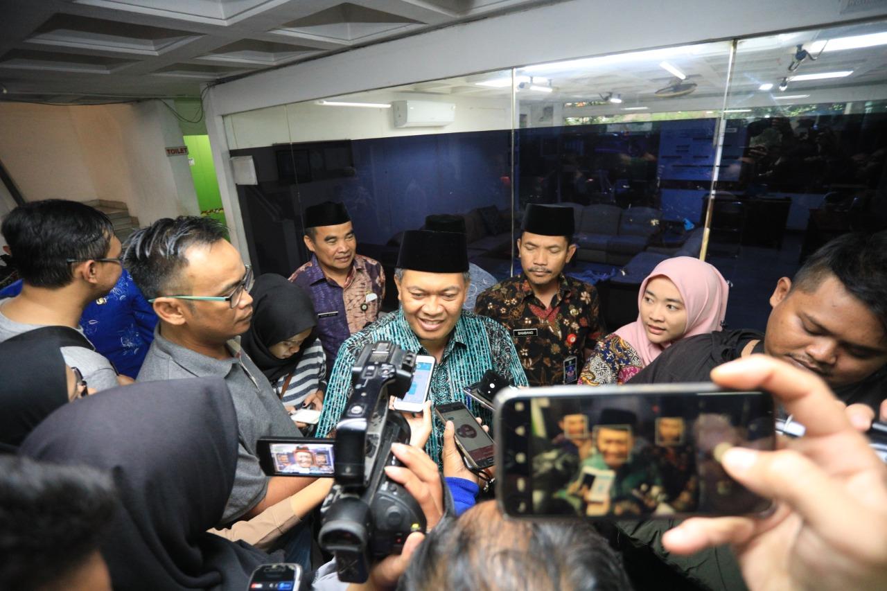 Wali Kota Bandung Minta Warganya Tak Hura-hura Saat Tahun Baru