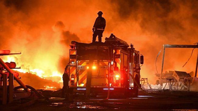 Tak Hanya Api, Ini Kisah Diskar PB Kota Bandung Tangani Hewan Hingga Cincin