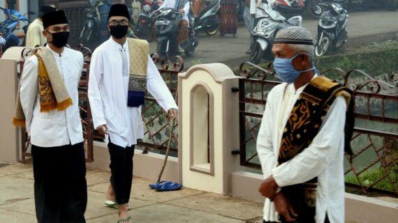 Pemkot Bandung Minta Warganya Terapkan Protokol Kesehatan Saat Gelar Idul Adha