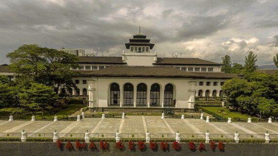 100 Tahun Sudah Gedung Sate Berdiri, Berikut Sejarahnya