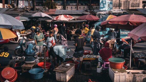 Cegah Penyebaran Virus Corona, Pasar Tumpah Bakal Ditertibkan
