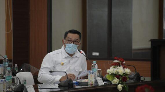 Ridwan Kamil Beri Usul kepada Presiden untuk Tingkatkan Rasio Tes PCR di Jabar