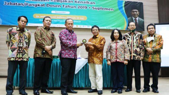 UIN Bandung Targetkan Penambahan 5 Guru Besar pada 2023