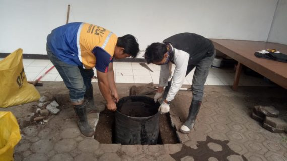 Sebanyak 2.084 Drumpori Tersebar di Kota Bandung