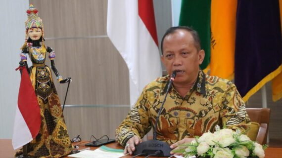 Ikuti Workshop, Rektor UIN Bandung Berpesan Agar Dosen Jadi Tauladan