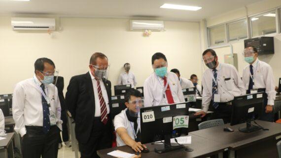Akibat Pandemi, 132.929 Pendaftar Ikuti UM-PTKIN secara Daring