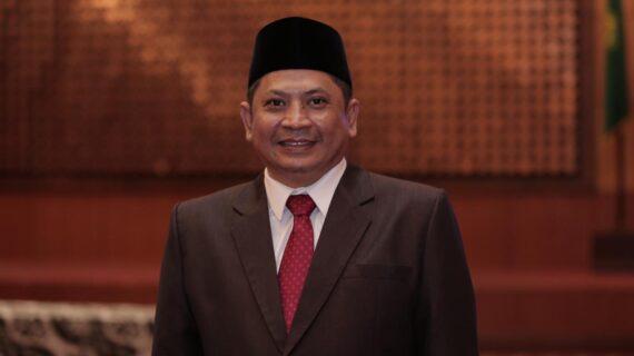 Direktur Pascasarjana UIN Bandung Dilantik Jadi Dirjen Pendidikan Islam Kemenag RI