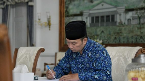 Ridwan Kamil Siapkan Fisik dan Mental Jelang Uji Klinis