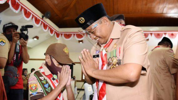 Pemda Provinsi Jabar Dukung Gerakan Pramuka untuk Membangun Bangsa