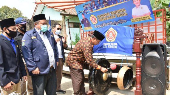 Wagub Jabar Resmikan Desa Wisata Kampung Tipar di Sukabumi