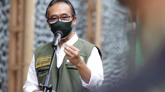 Pemprov Jabar Tegaskan PSBB Proporsional Bodebek Diperpanjang Hingga 27 Oktober 2020