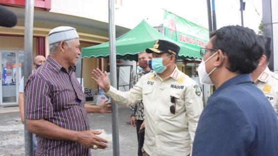 Wagub Jabar Tinjau Implementasi Pergub Nomor 60 di Kabupaten Garut