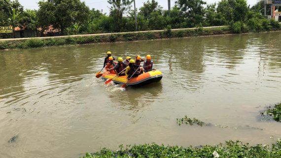 Orang Tenggelam di Irigasi Sungai Kabupaten Karawang, Tim SAR Lanjutkan Pencarian Hari kedua