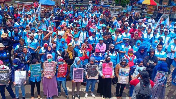 Tanggapi Aksi Buruh Soal Omnibus Law Cipta Kerja, Mang Oded Kirim Surat ke Jokowi