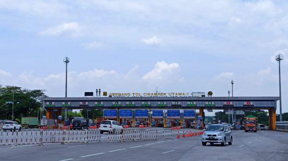 Jelang Libur Maulid Nabi Muhammad 2020, Jasa Marga Catat 147 Ribu Kendaraan Meninggalkan Jakarta