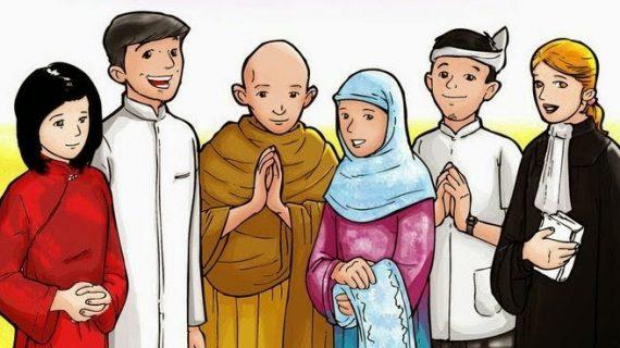 Menyelami Makna Moderasi dan Toleransi Beragama Menurut Guru Besar UIN Sunan Gunung Djati Bandung