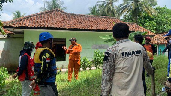 Masih Nihil, Pencarian Korban Diduga Tenggelam di Ciamis Dilanjutkan