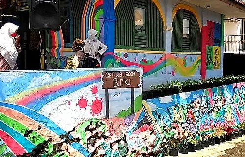Buah Kreativitas dan Inisiatif Warga, Kampung Wisata Baros Panjalu Diresmikan, Ada Apa Saja Disana ?