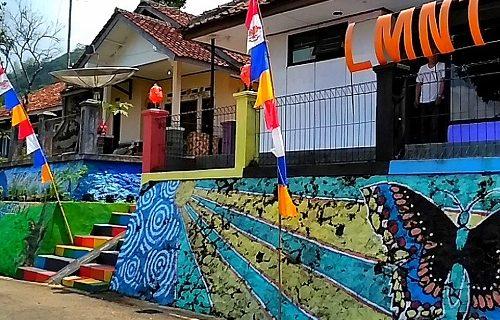 BPPD Kabupaten Ciamis Siap Promosikan Kampung Wisata Baros Panjalu