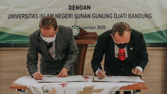 Bangun Pariwisata Halal, Pemkab Majalengka dan UIN Bandung Jalin Kerjasama