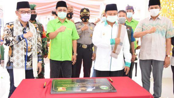 Uu Ruzhanul Apresiasi Taman Tahfidz Al-Qur'an di Desa Cinunuk Bandung