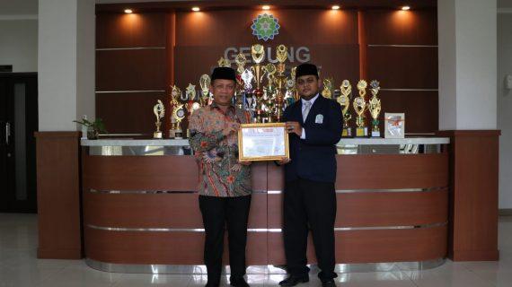 Menyongsong 2045, UIN Bandung Siap Terbitkan Mahasiswa Hebat