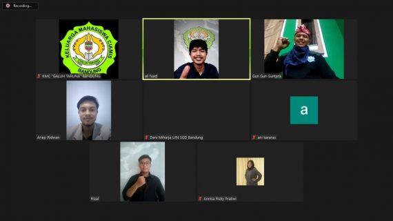 Menakar Untung Rugi Pembangunaan Tol untuk Kabupaten Ciamis, KMC Galuh Taruna Bandung Gelar Diskusi