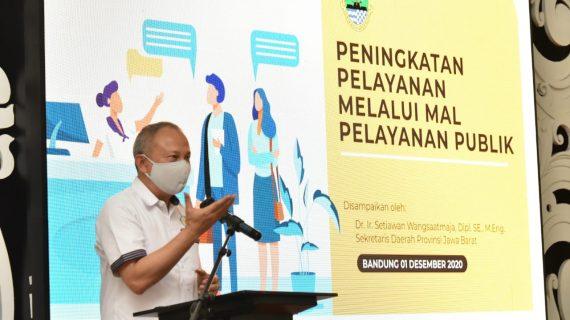 Kabupaten Bandung miliki Mall Pelayanan Publik
