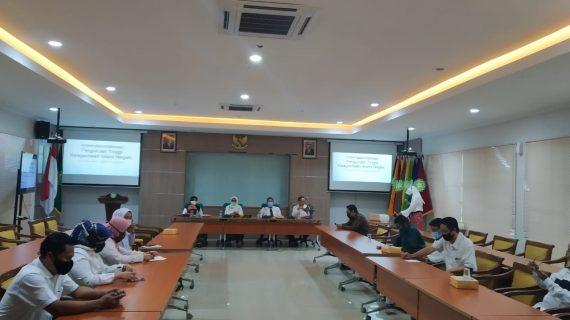 Gelar Evaluasi, Warek UIN Bandung Sebut Kampusnya Garda Terdepan Internasionalisasi PTKIN