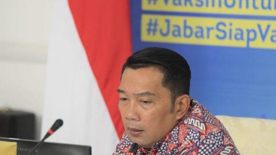 Ridwan Kamil Hadiri Penandatanganan Kontrak 984 Paket Tender Kementerian PUPR
