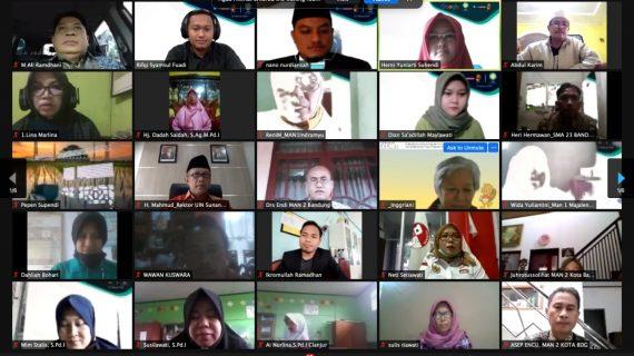 Bebras Biro UIN Bandung Gelar Seminar Computational Thinking untuk Madrasah Hebat Bermartabat