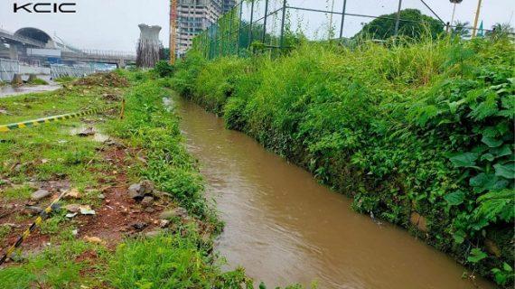 Antisipasi Banjir! KCIC Optimalkan Fungsi Drainase di Sepanjang Proyek Kereta Cepat