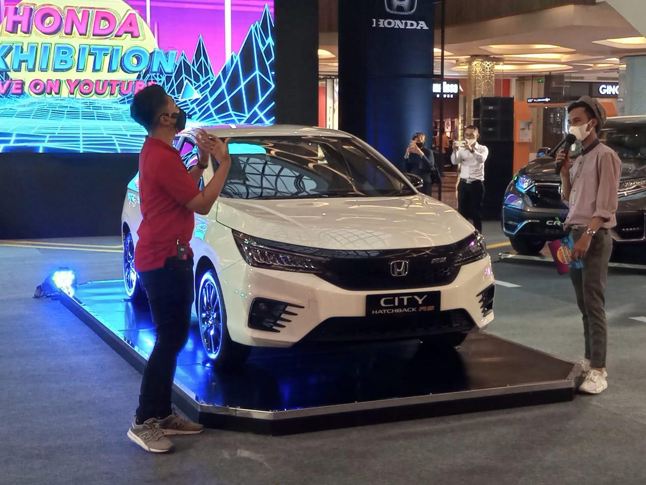 Tampil Dengan Desain Sporty, Honda City Hatchback Resmi Meluncur