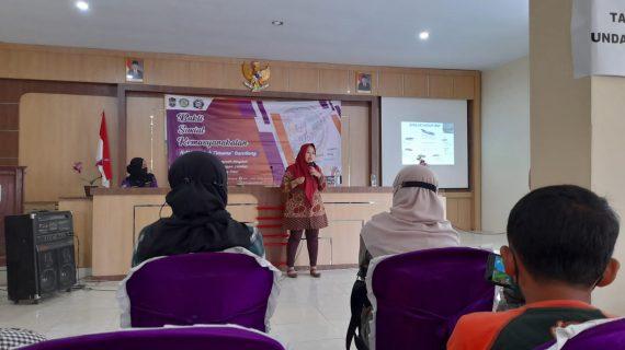 KMC Galuh Taruna Bandung dan BSC Adakan Sosialisasi Bank Sampah