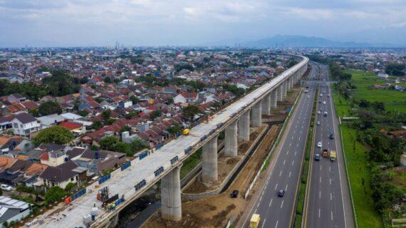 Alat Bor Canggih Milik KCIC Percepat Bobol Terowongan
