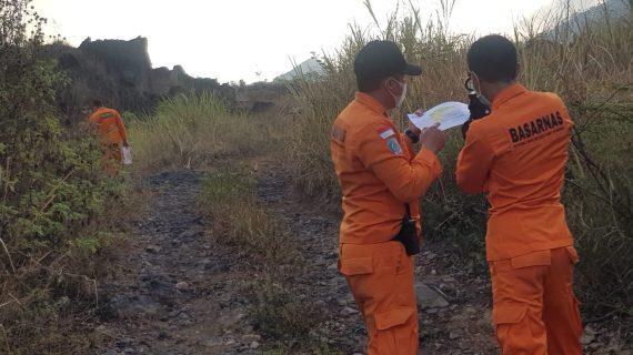 Hari Kedua Tim SAR Gabungan Lakukan Pencarian Satu Orang Hilang di Gn Guntur Masih Nihil